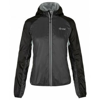 Dámska priedušná bunda Kilpi AROSA-W čierna