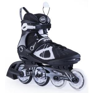 Kolieskové fitness korčule Spokey XCOOL čierne, Spokey