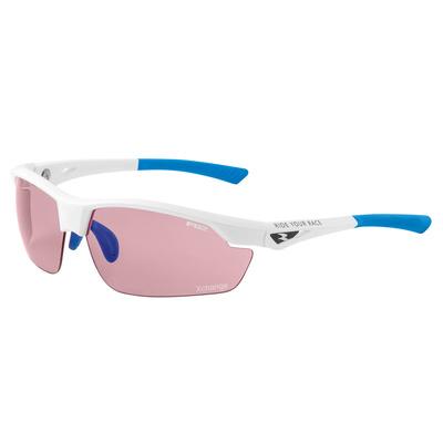 Športové slnečné okuliare R2 ZET biele AT085A