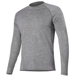 Merino Tričko Lasting ATAR 8484 šedé vlnené, Lasting