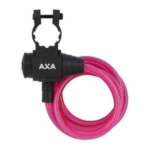 Zámok AXA Rigid 120/8 kľúč ružový 59713096SC, AXA