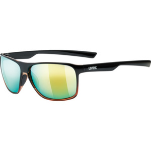 Slnečný okuliare Uvex LGL 33 POLA Black Brown (2660), Uvex