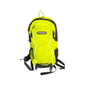 Turistický batoh FIZAN Light 25l reflexná zelená, Fizan