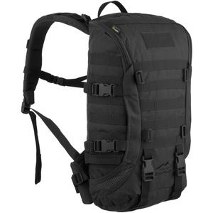 Batoh Wisport® ZipperFox 25 olivovo čierny, Wisport