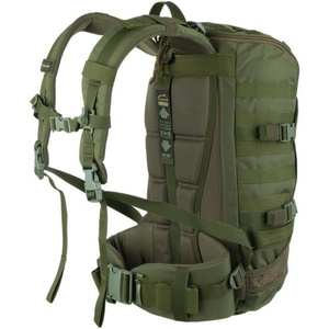 Batoh Wisport® ZipperFox 25 olivovo zelený, Wisport