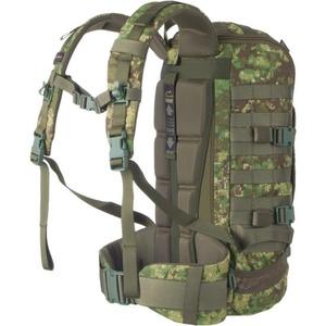 Batoh Wisport® ZipperFox 25 olivovo PenCott ™ GreenZone, Wisport