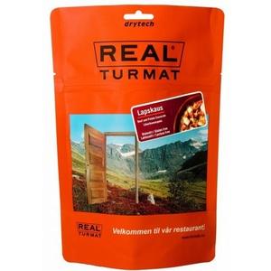 Real Turmat hovädzie na zelenine s zemiakmi, 114 g, Real Turmat