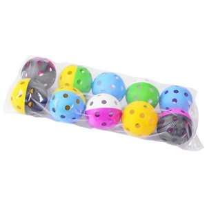 Sada florbalových loptičiek Tempish Bullet 10 1/2 colour, Tempish