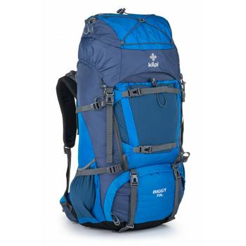 Turistický batoh 70 L Kilpi Bigg-U tmavomodrá, Kilpi