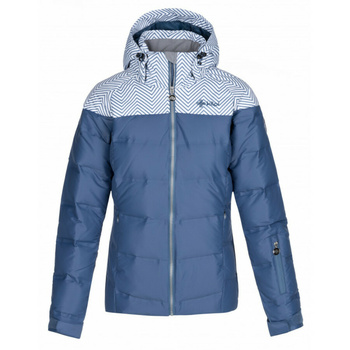 Dámska lyžiarska bunda Kilpi BUFFY-W modrá, Kilpi
