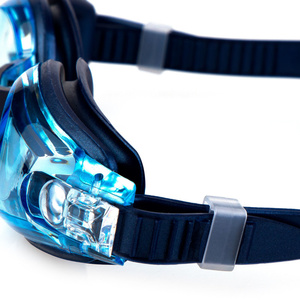 Plavecké okuliare Spokey Skim tmavo modré, Spokey