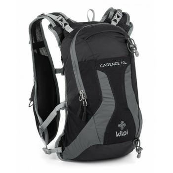 cyklistický a bežecký ruksak 10 L Kilpi CADENCE-U čierny, Kilpi