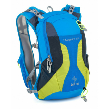 cyklistický a bežecký ruksak 10 L Kilpi CADENCE-U modrý, Kilpi