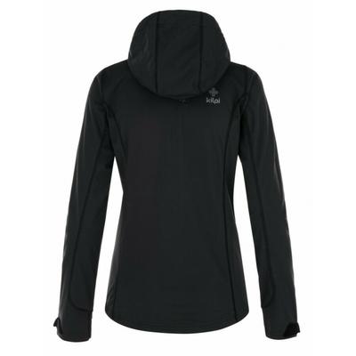 Dámska softshellová bunda Kilpi CAMPO-W čierna, Kilpi
