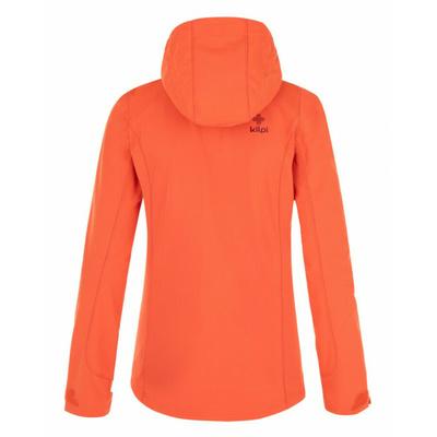 Dámska softshellová bunda Kilpi CAMPO-W koralová, Kilpi