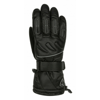 Pánske lyžiarske rukavice Kilpi CEDRO-M čierne, Kilpi