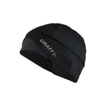Čiapka CRAFT ADV Lumen Fleece 1909850-999000 čierna, Craft