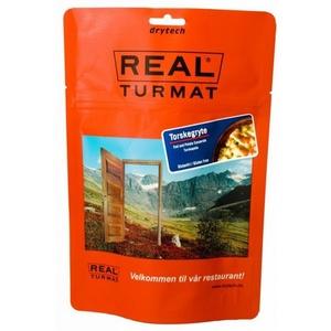 Real Turmat Treska na smotane s zemiakmi, 108 g, Real Turmat