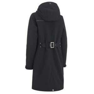 Dámsky kabát 3 v 1 Kari Traa Dalane Black, Kari Traa