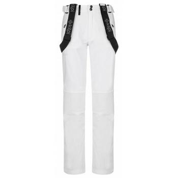 Dámske softshellové nohavice Kilpi DIONE-W biele, Kilpi