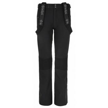 Dámske softshellové nohavice Kilpi DIONE-W čierne, Kilpi