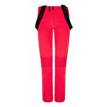 Dámske softshellové nohavice Kilpi DIONE-W ružové, Kilpi