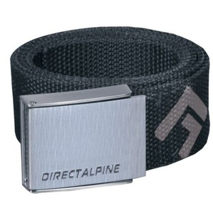 Opasok Direct Alpine Belt D.A. black (logo), Direct Alpine