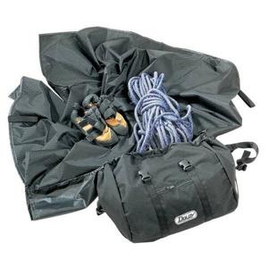 Vak na horolezecké vybavenie DOLDY Climbing Bag čierny, Doldy
