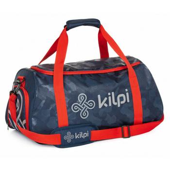 Fitness taška 35 L Kilpi DRILL-U tmavomodrá, Kilpi