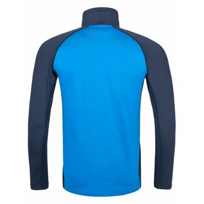 Pánske funkčné tričko s dlhým rukávom Kilpi WILLIE-M modré, Kilpi