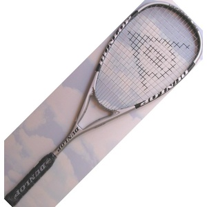 Squashová raketa DUNLOP Muscle Weave Inferno 140, Dunlop