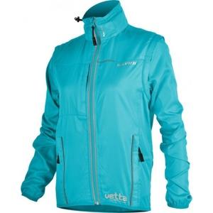 Dámska bunda Silvini Vetta WJ452L turquoise (rozšírená), Silvini