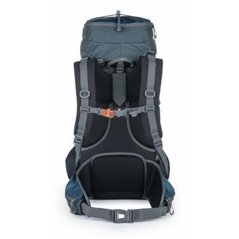 Turistický batoh 45+5 L Kilpi Ecrins-U tmavomodrá, Kilpi