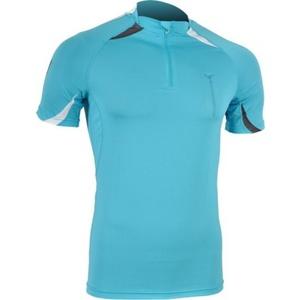 Pánske bežecké triko Silvini Lenta MD391 blue-grey, Silvini