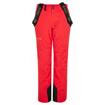 dámske lyžiarske nohavice Kilpi ELARA-W červené, Kilpi