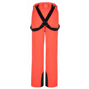 dámske lyžiarske nohavice Kilpi ELARA-W koralové, Kilpi