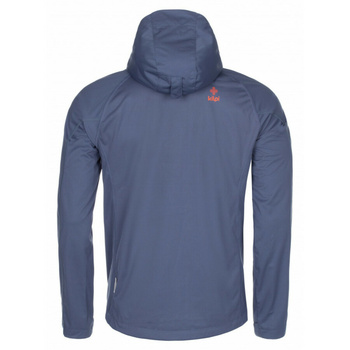 Pánska softshellová bunda Kilpi ENYS-M modrá, Kilpi