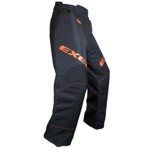 golmanský nohavice EXEL S60 GOALIE PANT junior black / orange, Exel