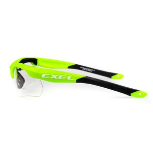 Ochranné okuliare EXEL X100 EYE GUARD junior green, Exel