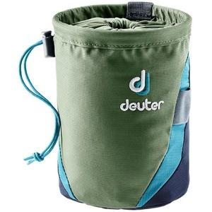 Pytlík na magnézium Deuter Gravity Chalk Bag I L khaki-navy, Deuter