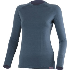 Tričko Lasting ATILA 5656 modré vlnené, Lasting