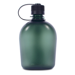 Fľaša Pinguin Tritan Flask 0,75L green, Pinguin