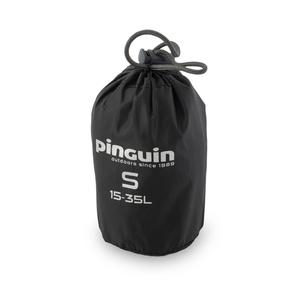 Pláštenka na batoh Pinguin Raincover S 15-35l čierna, Pinguin