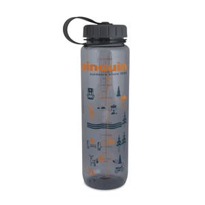 Fľaša Pinguin Tritan Slim Bottle Grey 2020 1000 ml, Pinguin