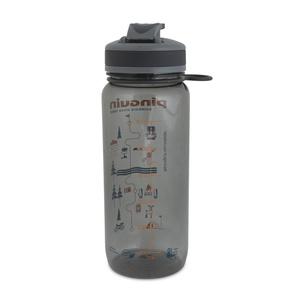 Fľaša Pinguin Tritan Šport Bottle 0,65L grey, Pinguin