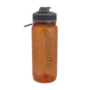 Fľaša Pinguin Tritan Šport Bottle 0,65L orange, Pinguin
