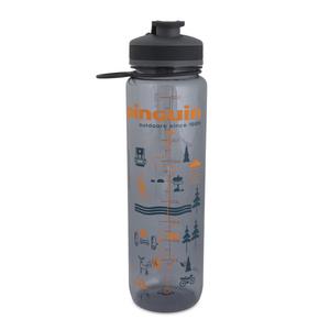 Fľaša Pinguin Tritan Šport Bottle 1,0L grey