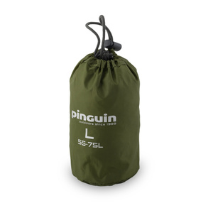 Pláštenka na batoh Pinguin Raincover L 55-75l khaki