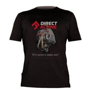 Tričko Direct Alpine Flash black ((iťsbeenagoodday), Direct Alpine