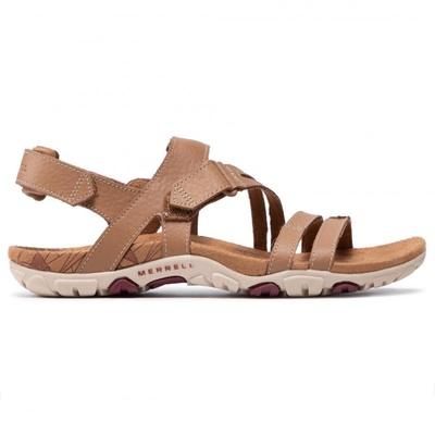 Dámske sandále Merrel l Sandspur Rose Convert tobacco/pomagranate, Merrel